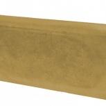 Бордюр ТЗБИ Односторонний Вибролитой 500х210х70 Же, Тюмень