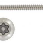 Саморез 4,8х25 антивандальный ART 9120 с полукруглой головкой,, Тюмень