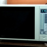 Микроволновка JSC Свч 800 Вт 29 л нерж, Тюмень
