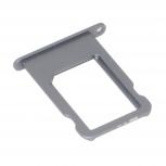 Лоток сим (SIM) карты iPhone 5S серый, Тюмень