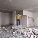 Демонтажные работы, Тюмень