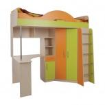 Детский уголок(кровать-чердак), Тюмень