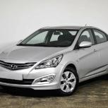Прокат авто Hyundai Solaris АКПП без водителя, Тюмень