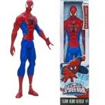Человек Паук Игрушка Супергероя Титаны Марвел От Hasbro, Тюмень