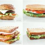 Сэндвичи и панини (кафе «дача»), Тюмень