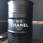 Бочка интерьерная,дизайнерская Шанель, Тюмень