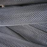 Сетка рабица d=1,6 мм, ячейка 50x50 мм, 2000x1000, Тюмень
