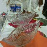 хрустальные вазы бокалы, Тюмень