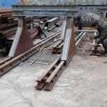 Упор тоннельный Р-65 ПП 5-286.01.000., Тюмень