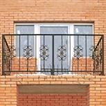 Ограждение для балкона, Тюмень
