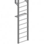 Лестница-стремянка типа с1 для смотровых колодцев, Тюмень
