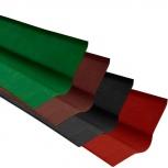 Ендова Ондулин красный длина - 1м, полезная длина, Тюмень