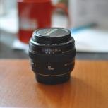 Canon EF 50mm F1.4 USM, Тюмень