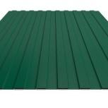 Профнастил С-8 RAL 6005 зеленый мох 1150х0.70, Тюмень