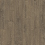 ПВХ плитка Quick-step Дуб бархатный коричневый, Тюмень