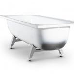 Ванна ВИЗ Белый Белый 110 л 1200х700х400 мм, Тюмень