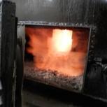 Дровяной пиролизный ретортный котел длительного горения 15-35 кВт, Тюмень