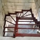 Металлокаркасы лестниц в Тюмени / Металлические Лестницы в Тюмени., Тюмень