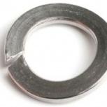 Шайба — гровер Ф18 DIN 128 пружинная выпуклая, Тюмень