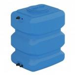 Бак для воды Aquatec ATP-500 синий с поплавком Миа, Тюмень