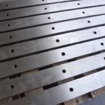 купить ножи для гильотинных ножниц 1080х140х35мм от производителя, Тюмень
