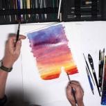 Обучение рисованию и живописи взрослых и детей, Тюмень