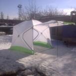 Палатка Куб 2,2х2,2х2,1 3-х мест с, Тюмень