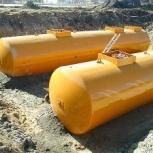 Резервуар горизонтальный стальной РГС-50 м3 (РГСП-50м3), Тюмень