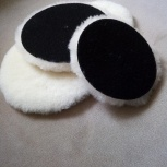 Полировальные круги из натуральной овчины, Тюмень