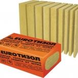 Базальтовый утеплитель Тизол Euro Блок 60 1000х600, Тюмень