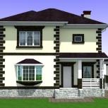 Проекты красивых домов и коттеджей, Тюмень