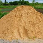 Песок для детского сада дешево в Тюмени, предоставим документы, Тюмень