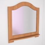 """Зеркало-1 """"венеция"""" 700x720 вишня, Тюмень"""
