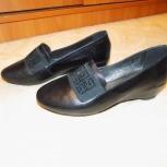 Туфли кожаные новые размер 36, Тюмень
