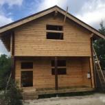 Дачный дом 6*6 м. из проф. бруса, Тюмень