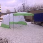 Палатка Куб 3,5х3,5х2,4 6-ти мест., Тюмень