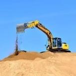 Продажа и доставка строительного песка, Тюмень