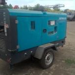 Аренда дизельного компрессора 11 кубов/мин, Тюмень