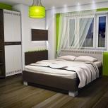 Спальный гарнитур калипсо 2, Тюмень