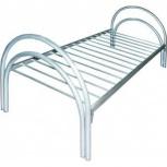 Кровать металлическая кр-02, Тюмень