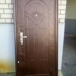Продам дверь металлическую, Тюмень