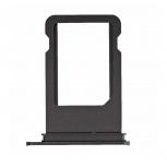 Лоток сим (SIM) карты iPhone 7 черный глянцевый, Тюмень