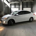 Прокат/Аренда Hyundai Solaris АКПП, Тюмень