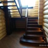 Лестницы из дерева на заказ, Тюмень