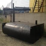 Септик металлический/ железный/стальной коробок с установкой, Тюмень