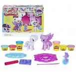 Твайлайт и Рарити набор для лепки Play-Doh, Тюмень
