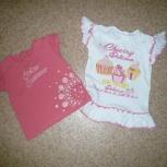 Платья , футболки на девочек, Тюмень