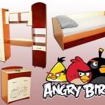 """Набор мебели """"макс-2 """"angry birds"""", Тюмень"""