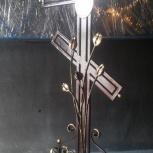 Крест кованый, Тюмень