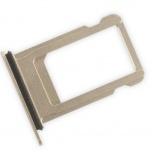 Лоток сим (SIM) карты iPhone 7 Plus золотой, Тюмень